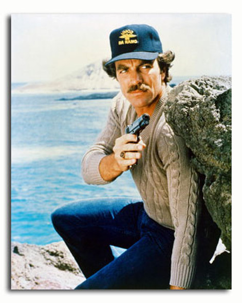(SS3440203) Tom Selleck  Magnum, P.I. Television Photo