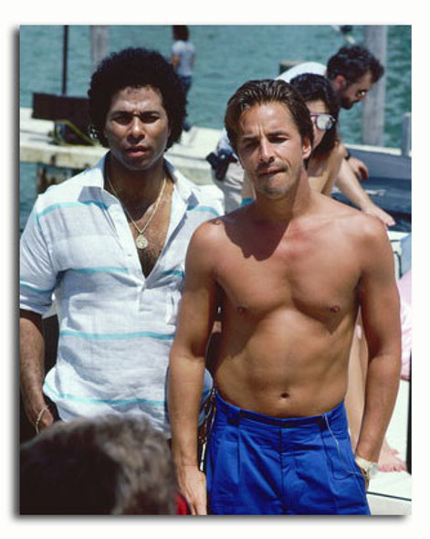 (SS3440216) Cast   Miami Vice Television Photo
