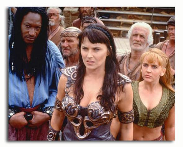 (SS3441620) Cast   Xena: Warrior Princess Television Photo