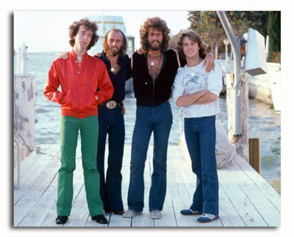 (SS3441815) The Bee Gees Music Photo