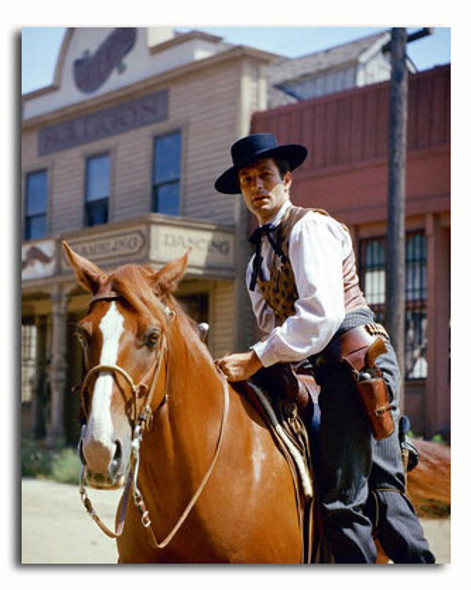 (SS3446586) Hugh O'Brian  The Life and Legend of Wyatt Earp Movie Photo