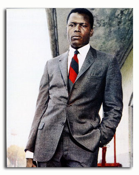(SS3447015) Sidney Poitier  In the Heat of the Night Movie Photo