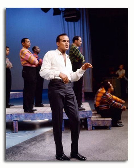 (SS3450356) Harry Belafonte Music Photo