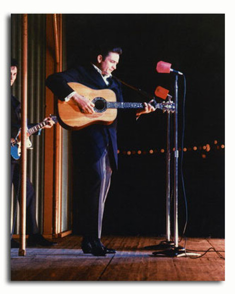 (SS3451175) Johnny Cash Music Photo