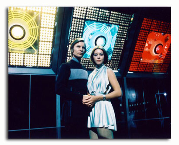 (SS3452436) Cast   Logan's Run Television Photo