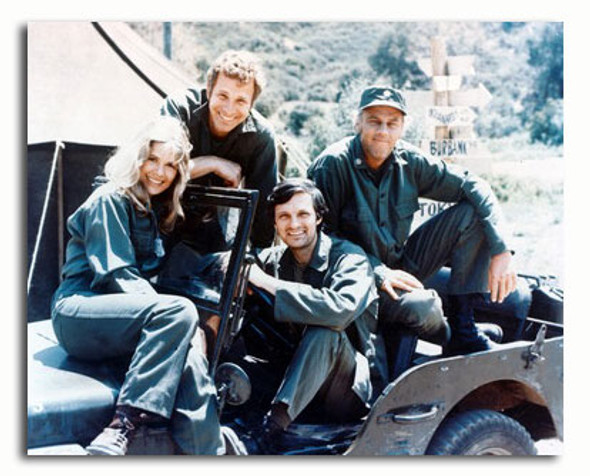 (SS3452709) Cast   M*A*S*H Television Photo