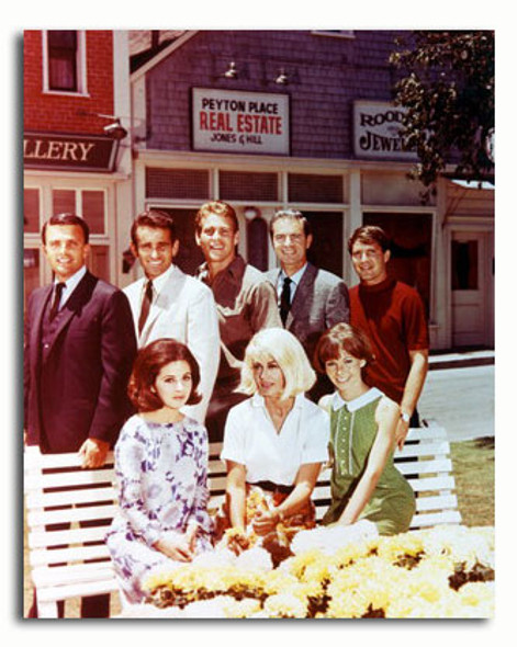 (SS3453333) Cast   Peyton Place Television Photo