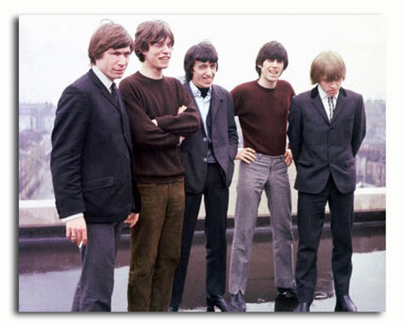 (SS3453567) The Rolling Stones Music Photo