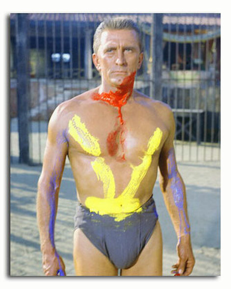 (SS3454360) Kirk Douglas  Spartacus Movie Photo