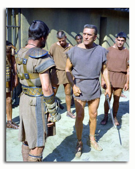 (SS3454425) Kirk Douglas  Spartacus Movie Photo