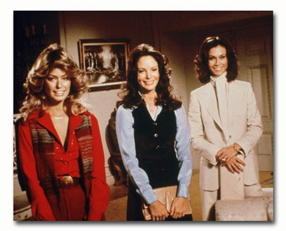 (SS3457038) Cast   Charlie's Angels Television Photo