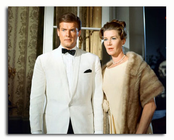 (SS3460080) Roger Moore  The Saint Movie Photo