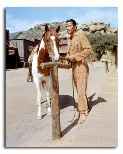 (SS3460262) Jay Silverheels  The Lone Ranger Movie Photo