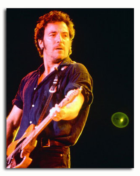 (SS3460470) Bruce Springsteen Music Photo