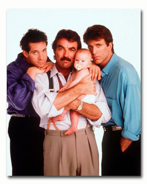 (SS3460821) Cast   Three Men and a Baby Movie Photo
