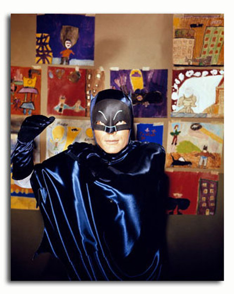 (SS3461211) Adam West  Batman Movie Photo