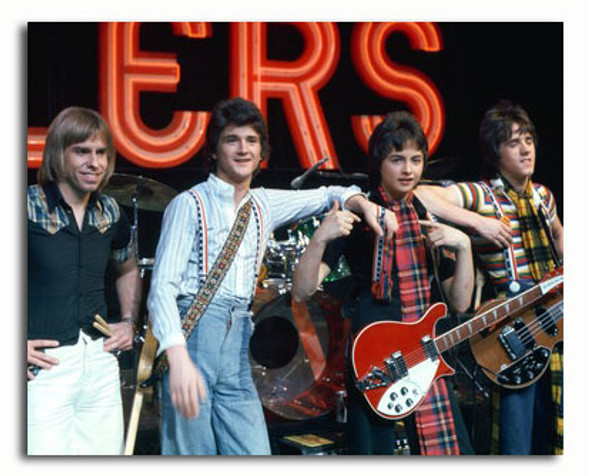 (SS3461471) Bay City Rollers Music Photo