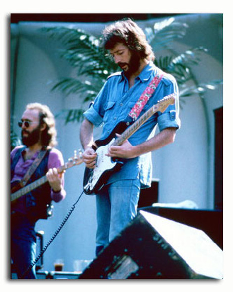 (SS3461926) Eric Clapton Music Photo