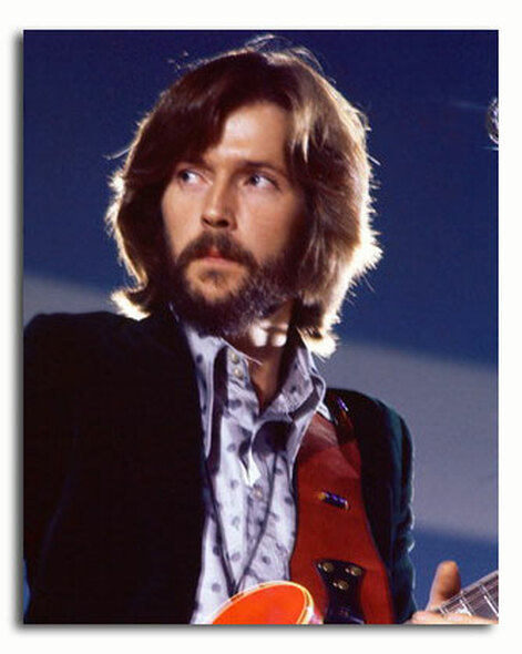 (SS3461952) Eric Clapton Music Photo