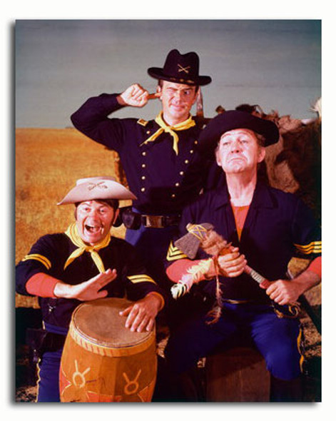 (SS3462667) Cast   F Troop Television Photo
