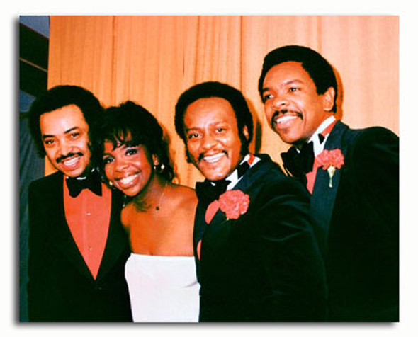 (SS3462732) Gladys Knight & The Pips Music Photo