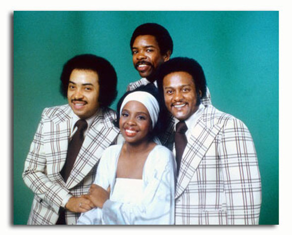 (SS3462745) Gladys Knight & The Pips Music Photo