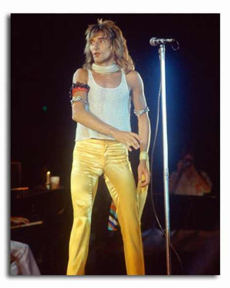(SS3465280) Rod Stewart Music Photo