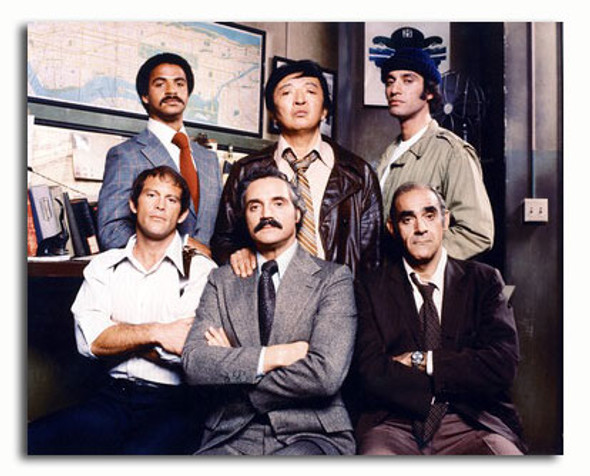 (SS3467776) Cast   Barney Miller Television Photo
