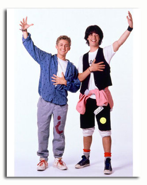 (SS3468712) Cast   Bill & Ted's Excellent Adventure Movie Photo