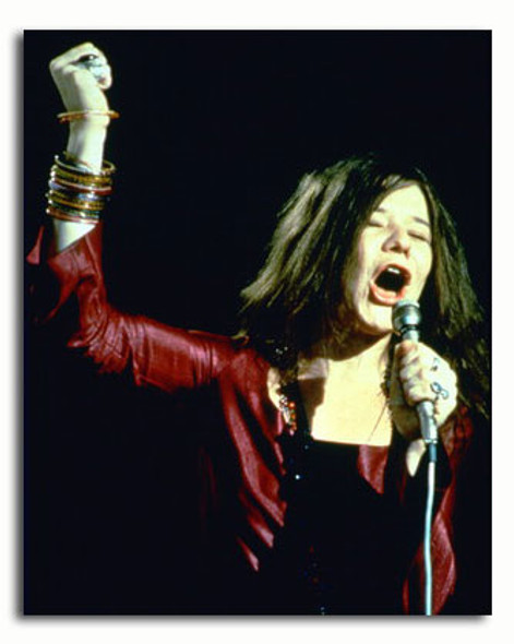 (SS3470818) Janis Joplin Music Photo