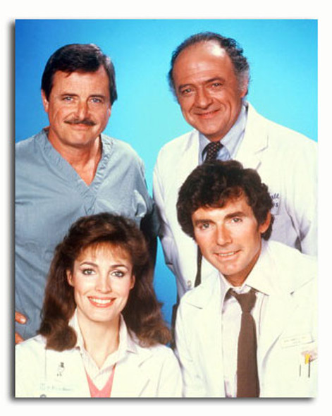 (SS3472950) Cast   St. Elsewhere Television Photo