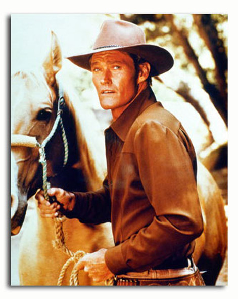 (SS3474705) Chuck Connors  The Rifleman Movie Photo