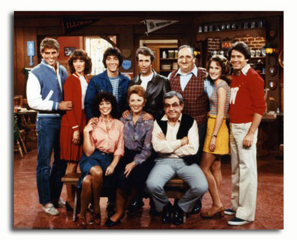 (SS3475667) Cast   Happy Days Television Photo