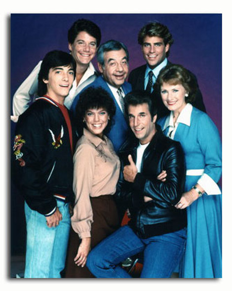 (SS3475771) Cast   Happy Days Television Photo