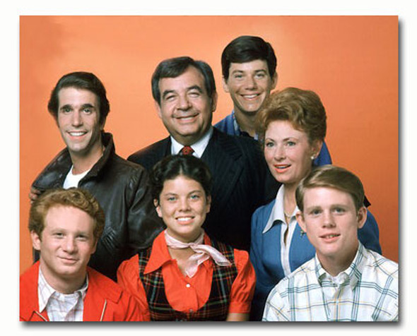 (SS3475797) Cast   Happy Days Television Photo