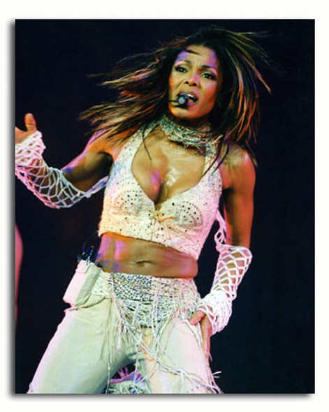 (SS3476057) Janet Jackson Music Photo