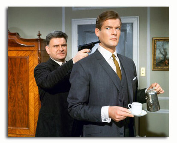 (SS3477435) Roger Moore  The Saint Movie Photo