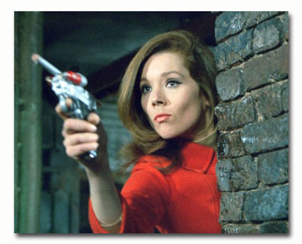 (SS3484507) Diana Rigg  The Avengers Movie Photo
