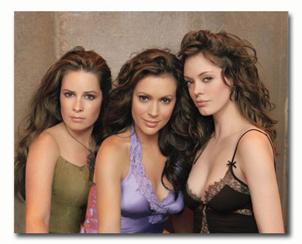 (SS3497455) Cast   Charmed Television Photo