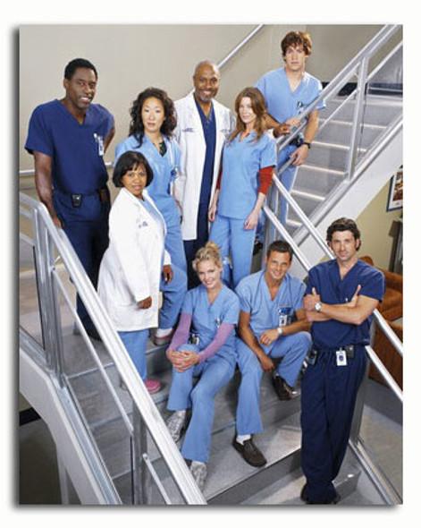 (SS3498352) Cast   Grey's Anatomy Television Photo