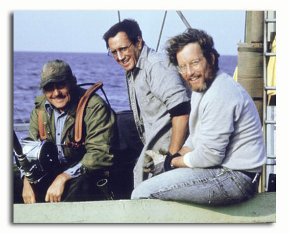 (SS3498547) Cast   Jaws Movie Photo