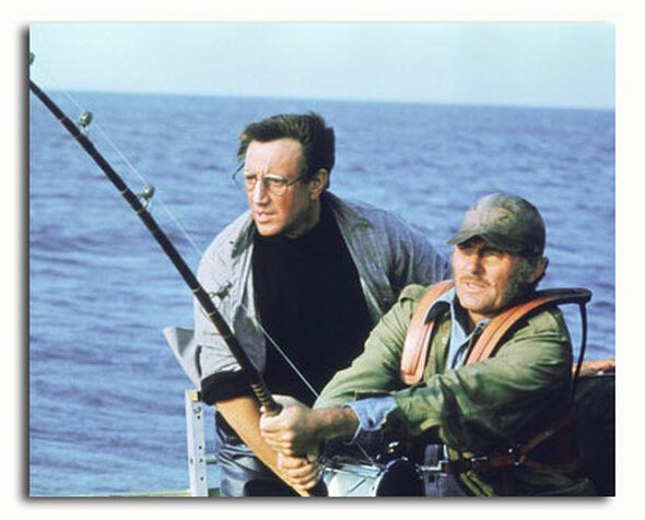 (SS3498651) Cast   Jaws Movie Photo