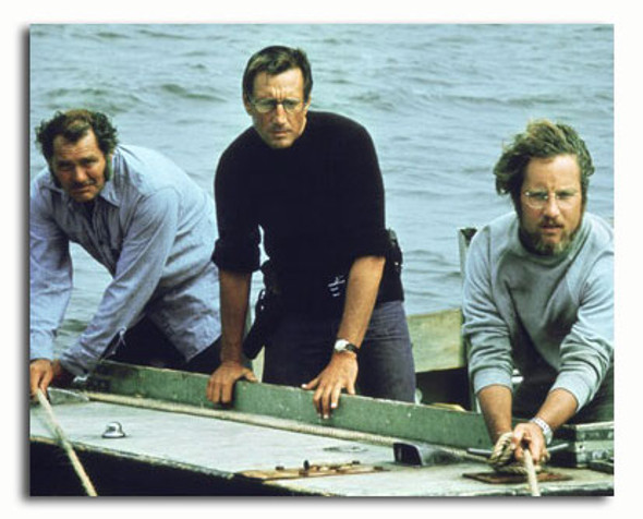 (SS3498755) Cast   Jaws Movie Photo
