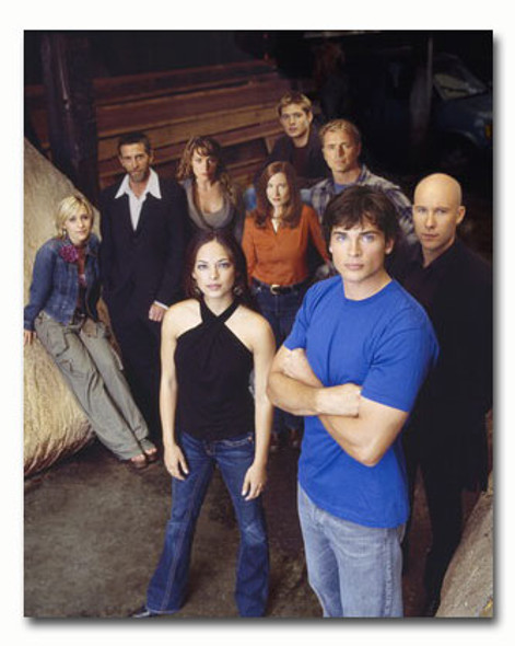 (SS3499795) Cast   Smallville Television Photo