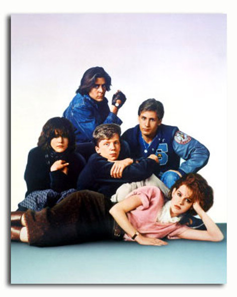 (SS3500549) Cast   The Breakfast Club Movie Photo