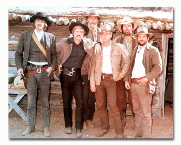 (SS3504332) Cast   Butch Cassidy and the Sundance Kid Movie Photo