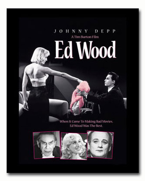 (SS3505047) Cast   Ed Wood Movie Photo