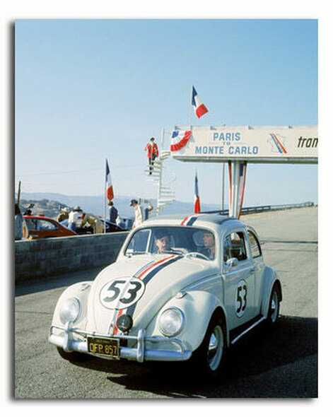 (SS3505749)  Herbie Goes to Monte Carlo Movie Photo