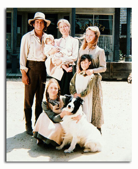 (SS3506919) Cast   Little House on the Prairie Television Photo