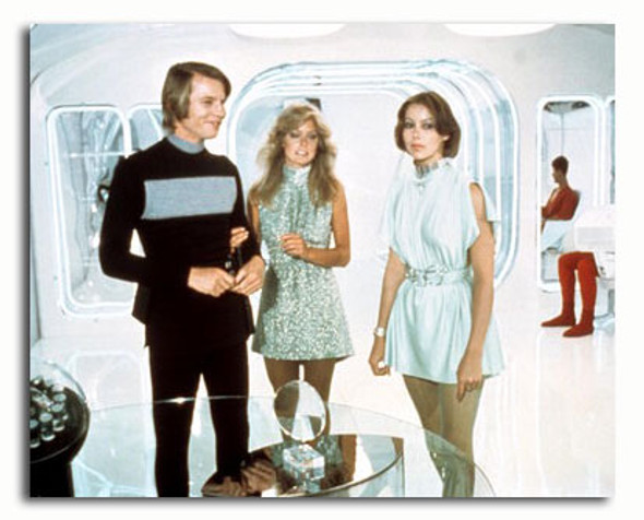 (SS3506945) Cast   Logan's Run Television Photo